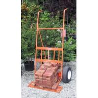 Border Concepts 30 inch Orange Tree & Shrub Cart