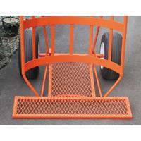 Border Concepts Orange Cart Utility T-Tray - BC-90555