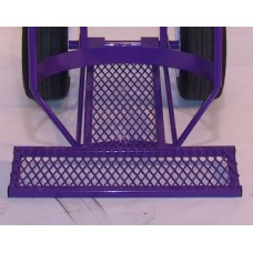 Border Concepts Utility T-Tray for 24 inch Purple Cart