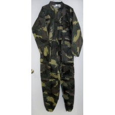Camouflage Coverall Suits