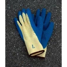 Carolina Glove Knit with Blue Palm