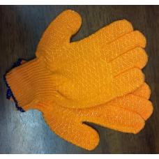 Carolina Glove Orange Knit