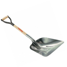 Corona SS 68010 - Aluminum D-Handle Scoop