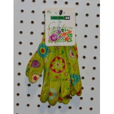 Garden Dip Glove - Green