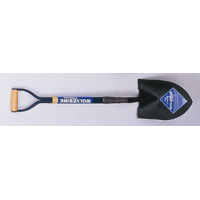 Wolverine WD 100 D-handle Shovel