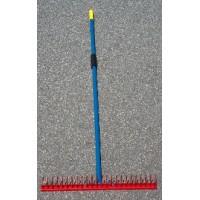 W.W. Manufacturing Dura Rake, 24 inch Head