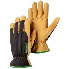 Hestra JOB Kobolt Gloves - Black/Tan